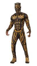 Rubies Black Panther Erik Killmonger Muscle Chest Adult Halloween Costume 820994