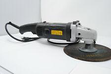 "Nikota 7"" V.S. Angle Polisher Bundle S1M-AJ2-180 (11Amp Motor, 0-3,000 RPM) Used"