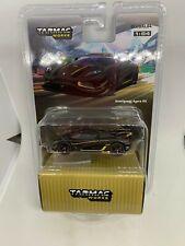 TARMAC WORKS 1:64 Koenigsegg Agera Rs Noir Et Or