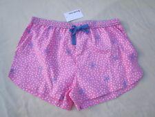 Girls Target pink pj shorts pyjama bottoms Size 16