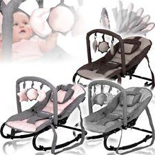 RELAX MELANGE (+ Spielbogen) Babywippe Babytrage Schaukel Babyschaukel Babywiege