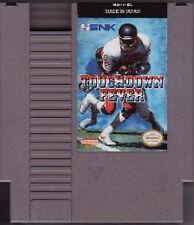 TOUCHDOWN FEVER ORIGINAL CLASSIC GAME SYSTEM NINTENDO NES HQ