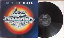 Legs Diamond - Out On Bail RARE GER 1984 Rock/ Hard Rock Top Conditon RARE
