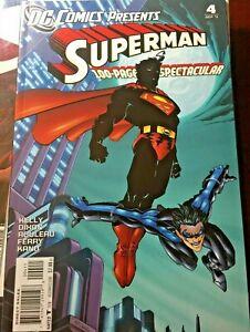 DC Comics Presents Superman 100 Page Spectacular