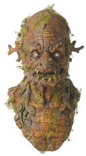 Halloween FRIGHTENING TREE WITCH Adult Latex Deluxe Mask Costume NEW