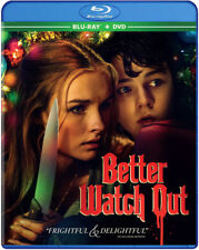 BETTER WATCH OUT (Virginia Madsen) - BLU RAY - Region Free - Sealed
