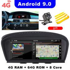 Car GPS Navi Touch Screen For E60 E61 E63 E64 E90 E91 E92 2004-2012 Headunit NAV
