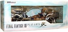 Final Fantasy XIII: Play Arts Shiva Bike Kai Action Figure Set Motorcycle  MISB1