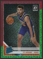 2019-20 Donruss Optic Choice GREEN and RED #167 Ty Jerome RC Rookie Phoenix Suns