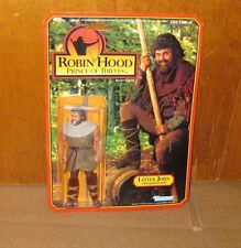 1991 Robin Hood Prince of Thieves Little John Figure MOC Mint On Card Kenner