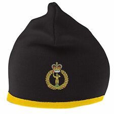 Royal Observer Corps Beanie Hat with Embroidered Logo