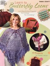 Learn To Butterfly Loom Pattern Leaflet 17 Fun Projects
