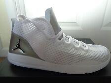 Nike Jordan 834064 100 Scarpe da ginnastica Reveal Scarpe Da Ginnastica UK 10 EU 45 US 11 Nuovo + Scatola