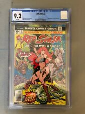 Red Sonja #1--CGC 9.2--Fabulous first issue!