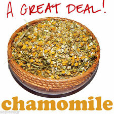 ☕ 80g (2.8oz) CHAMOMILE FLOWERS - CAMOMILE DRIED HERB TEA RELAXING !