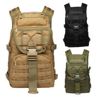 35L Molle Tactical Military Assault Backpack Outdoor Camping Hiking Bag Day Pack