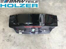 BMW Z4 E85 E86 Heckklappe Kofferraum Kofferraumdeckel Rubinschwarz Metallic