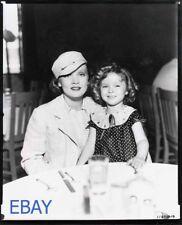Marlene Dietrich Shirley Temple Photo From Original NEG
