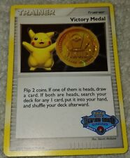 Pokemon VICTORY MEDAL SPRING 2007-2008 Ultra Rare Holo Foil PROMO Card