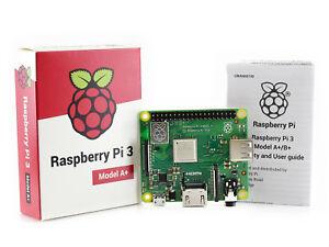 Raspberry Pi 3 Model A+ Computer Board 1.4GHz 512MB Quad Core WiFi Free Shipping