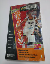 NBA BASKETBALL COLLECTOR'S CHOICE SERIES TWO 1996-97 FACTORY SEALED BOX