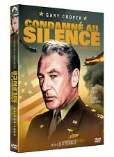 CONDAMNE AU SILENCE GARY COOPER  DVD  NEUF SOUS CELLOPHANE
