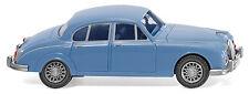 Wiking 081305 Jaguar MK II blau 1:87 NEUHEIT Februar 2015 Neu und OVP