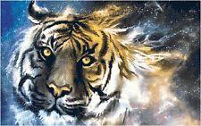 Mystic TIGER 14 conteggio Punto Croce Kit