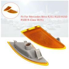2x R+L Turn Signal Light Fit for Mercedes Benz R251 R320 R350 R500 R-Class W251