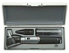 HEINE MINI 3000 FO OTOSCOPE W/ MINI 3000 BATTERY HANDLE & CASE D-001.70.110 NEW