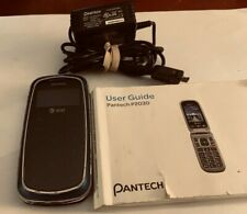 Pantech Cell Phone P7000 user guide for P2030 Charge & Ac adapter Mixed Lot