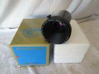 ISCO-OPTIC PC-ULTRA-AV 60MM 2.8 MC Lens For Kodak Carousel Ektagraphic Projector