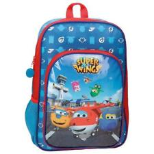 MOCHILA ADAPTABLE PARA CARRO SUPER WINGS 27X38CM (17561)