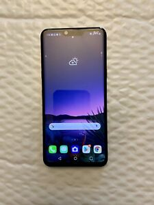 LG G8 ThinQ - 128GB - Aurora Black (T-Mobile) (Single SIM)