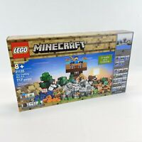 LEGO 21135 (717pcs) Minecraft The Crafting Box 2.0 Brand new factory sealed