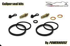 Suzuki GSF 600 Bandit rear brake caliper seal rebuild repair kit K3 K4 2003 2004