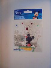 DISNEY FIREWORKS MICKEY SCRAP BOOKING STICKERS