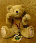 """Boyds Plush 57002-08 J.P. Locksley, 12"""" NEW/Tag From Retail Store, Jointed Bear"""