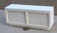 1:12 Medium Dritta FINITURA NATURALE bar counter DOLLS HOUSE miniatura Accessorio