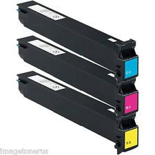 3-Pack Toner Cartridge Set for Konica Minolta Magicolor 7450 7400 8938616