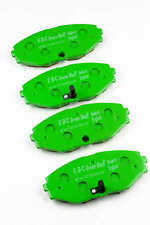 Front Uprated EBC Greenstuff Brake Pads- For WC34 Stagea Series 1 RSFour RB25DET