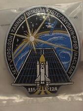 Nasa Space Shuttle Mission Patch 115 12A Burbank Jett Ferguson Tanner Maclean