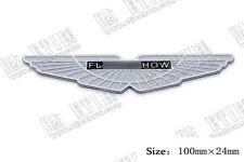D492 flieger Auto 3D Emblem emblème Badge Aufkleber PKW KFZ emblema Car Sticker