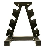 J/FIT DUMBBELL RACK RACK ONLY WITH HARDWARE NEW 6 SLOTS L4