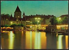 AD3823 Switzerland - Lausanne-Ouchy de nuit