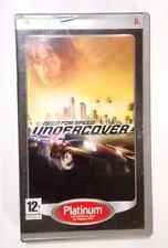 NFS Need For Speed Undercover PSP