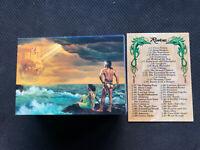 1993 FPG CARDS ROWENA MORILL FANTASY ART COMPLETE (90) CARD SET