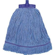 SYR Syntex Kentucky Mop Head Blue Cleaning Supplies Equipment Mopping Kitchen