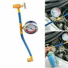 R134A Auto Klimaanlage Kältemittel Füllschlauch Ladeschlauch Druckmanometer TOP