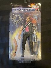 "Neca POWER ARM T-800 Terminator 2 Movie 7"" Kenner Tribute Action Figure"